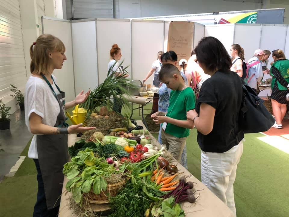 Екологія харчування: другий день «Еко форуму»