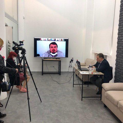 У Запоріжжі обговорили способи подолання соціальних та економічних наслідків пандемії