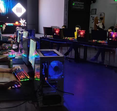 У Запоріжжі відбувся Турнір із DOTA-2