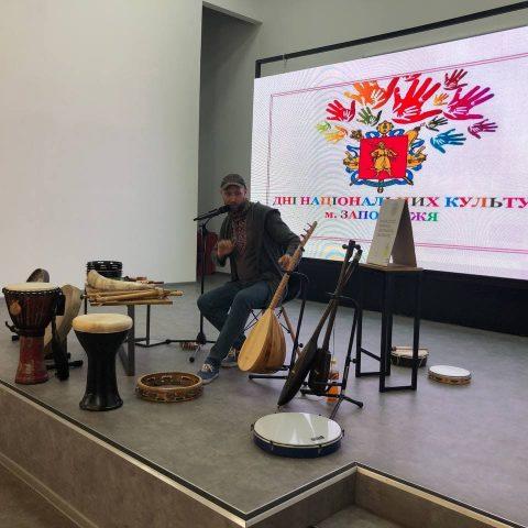Дні національних культур у Запоріжжі: святкуємо різноманітність