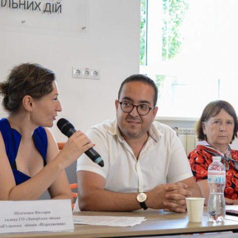 У Запоріжжі реалізували проект по збереженню національних особливостей етнічних німців