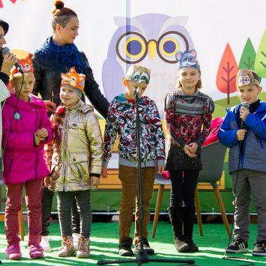 """Фестиваль дитячої літератури та творчості """"Книголісся"""""""