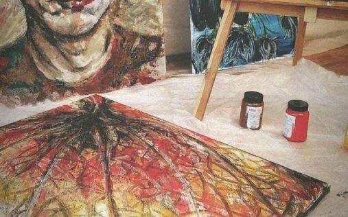 Виставка живопису Ярослави Братусь